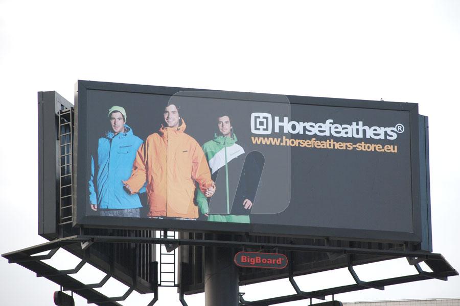 Billboards And Bigboards Printing Matrix Media